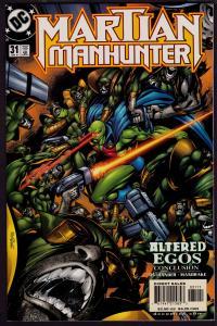 Martian Manhunter #31 (2nd Series)   9.4 NM