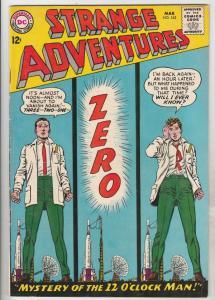 Strange Adventures #162 (Mar-64) FN/VF+ Mid-High-Grade Star Hawkins