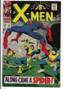 The X-Men #35 (1967)
