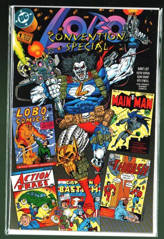 Lobo Convention Special #1 (1993)