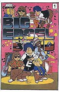 Big Edsel Band #1 VF/NM; Ace | save on shipping - details inside