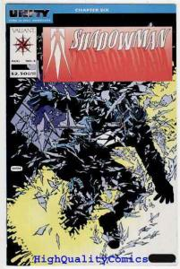 SHADOWMAN #4, NM+, Valiant, Frank Miller, David Lapham, more in store
