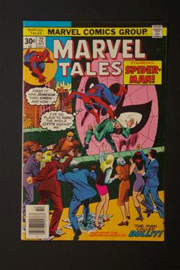 Marvel Tales #72 October 1976