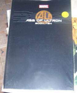 AGE OF ULTRON BOOK TEN  #10 SEALED POLYBAGED AVENGERS