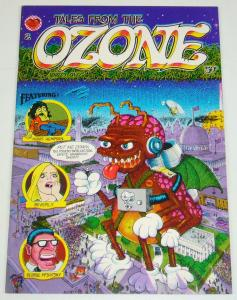 Tales From the Ozone #2 FN (1st) print mint DAVE SHERIDAN underground comix