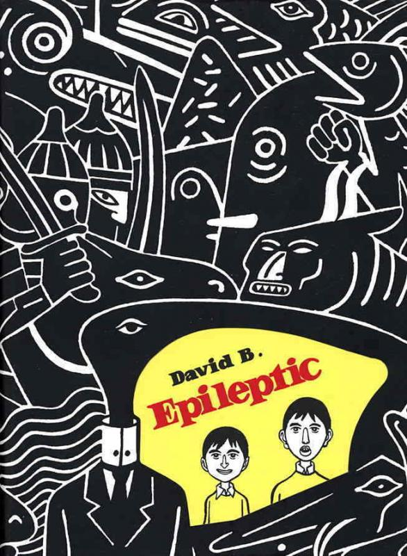 Epileptic TPB #1 FN; Fantagraphics   save on shipping - details inside
