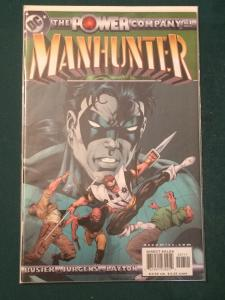 Manhunter #1 The Power Company