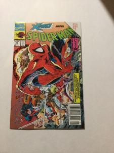 Spider-Man 16 Newstand Edition NM- Near Mint- 9.2