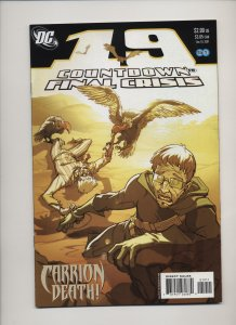 Countdown to Final Crisis #19 (2007)