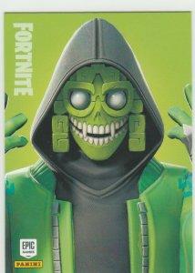 Fortnite Mezmer 191 Rare Outfit Panini 2019 trading card series 1