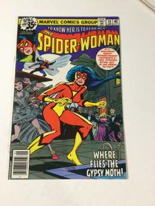 Spider-woman 10 Vf+ Very Fine+ 8.5 Marvel