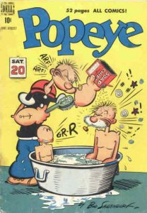 Popeye #13 GD; Charlton | low grade comic - save on shipping - details inside