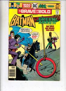 Brave and the Bold, The #129 (Sep-76) FN/VF+ High-Grade Batman, Green Arrow, ...