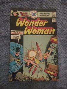 Wonder Woman #222 FN