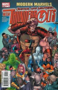 New Thunderbolts #7 FN; Marvel | save on shipping - details inside