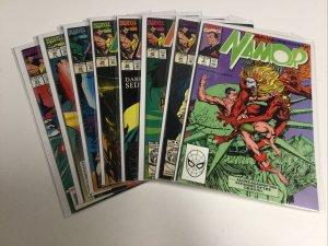Namor 2 34 35 36 38 39 40 41 Vf Very Fine 8.0 Marvel Comics
