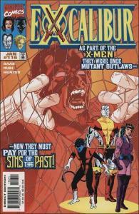 Marvel EXCALIBUR (1988 Series) #116 VF/NM