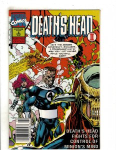 Death's Head II (UK) #2 (1992) OF26