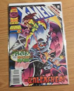 X-Men comic # 56 (Sep 1996, Marvel) onslaught phase 2 heroes reborn preview