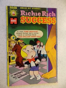 RICHIE RICH SUCCESS # 61 HARVEY CARTOON ADVENTURE FUNNY