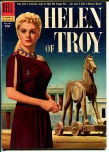 Helen of Troy-Four Color Comics #684 1952-Dell-Rossana Podesta photo cover-G