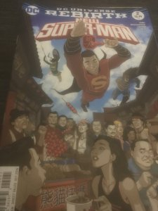 DC Rebirth New Superman #2 Mint Variant Hot