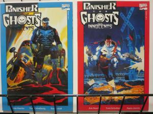 PUNISHER GHOSTS OF INNOCENTS (1993) 1-2
