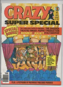 CRAZY #67 Magazine, VF, Kung-Fu, Super Special, 1973 1980, more in store