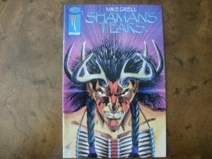 IMAGE Comic Book (1995) SHAMAN'S TEARS #10