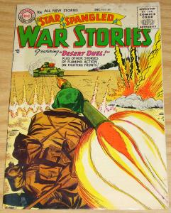 Star Spangled War Stories #40 VG december 1955 - golden age dc comics - desert