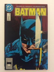BATMAN #422 - Signed by Writer Jim Starlin