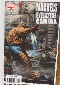 Marvels: Eye of the Camera #1