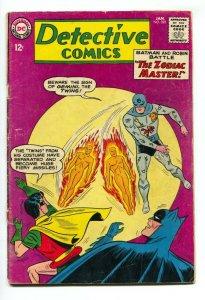 DETECTIVE COMICS #323-Zodiac Master BATMAN-DC-1964