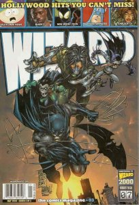 Wizard: The Comics Magazine #93B FN; Wizard | save on shipping - details inside