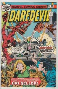 Daredevil #133 (May-76) VF/NM+ High-Grade Daredevil