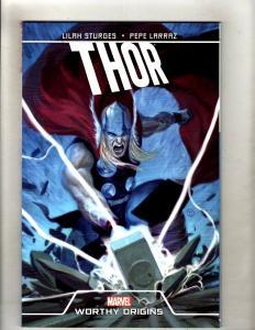 Ultimate Thor Marvel Comics TPB Graphic Novel Comic Book Loki Odin Asgard J352