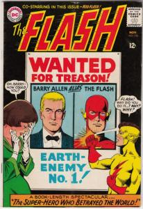 Flash, The #156 (Nov-65) VF/NM High-Grade Flash
