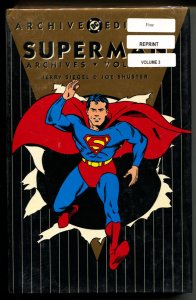 Superman Archives 3 hardcover- sealed