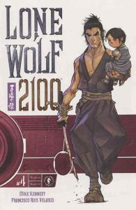 Lone Wolf 2100 #4 VF/NM; Dark Horse | save on shipping - details inside