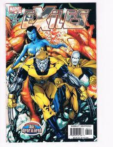 Exiles # 61 NM Marvel Comic Books X-Men Wolverine Magneto Storm S92