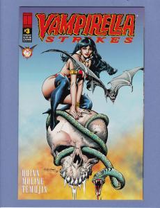Vampirella Strikes #3 NM-