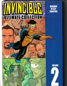 Invincible Volume #2 Ultimate Collection - Hardcover - Kirkman