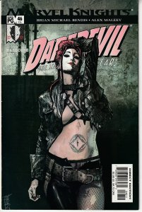 Daredevil(vol. 2) # 46, 47,48,49,50 DD vs Kingpin for the fate of Hell's Kitchen