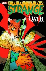 DOCTOR STRANGE TP OATH - MARVEL COMICS - 2013