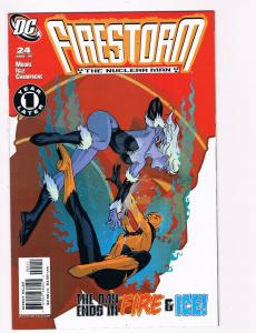 Firestorm # 24 DC Comic Books Hi-Res Scans Modern Age Awesome Issue WOW!!!!!! S6