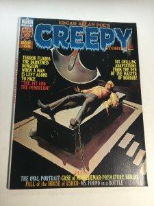 Creepy 69 Fn+ Fine+ 6.5 Magazine