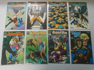 Animal Man Hi-Grade comic lot 28 different issues (1989-91) 9.4/NM