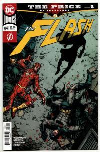 Flash #64 Main Cvr (DC, 2019) VF/NM
