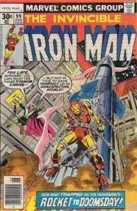Iron Man #99 stock photo ID71B