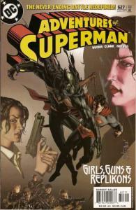 Adventures of Superman (1987 series) #627, NM- (Stock photo)